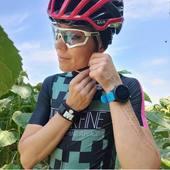 End or Fine o semplicemente ENDORFINE, quelle che chi pratica ciclismo conosce bene... Noi vogliamo sentirle sulla pelle... E a lei stanno benissimo ❤️🤟🏻 @alessandra.fior.tri #rostistyle