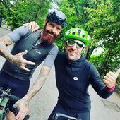 """Rosti """"mola mia"""". I sogni non fermeranno il ciclismo.... ❤️ Visita il nostro sito www.rosti.it per correre con stile. Il Rosti""""style"""" ❤️🤟🏻"""