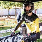 I nostri prodotti dei vostri scatti💛💪🏻 Grazie @isaia_nicolis per aver scelto il #rostistyle ☺️ @bike_evo