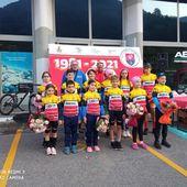 Ma quanto sono teneri?🥰♥️  Repost from @gsc_villongo_giovanissimi Giornata del ciclismo Bergamasco a Gazzaniga. Tra i 12 atleti sono i 5 dalla #gscvillongo Bravissimi 👏 👏🚴🏻♂️🚴🏻♀️🎉 #garegiovanissimi #rostistyle @rosti.it